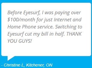 Eyesurf Unlimited Internet - Unlimited Internet Service Providers in ...